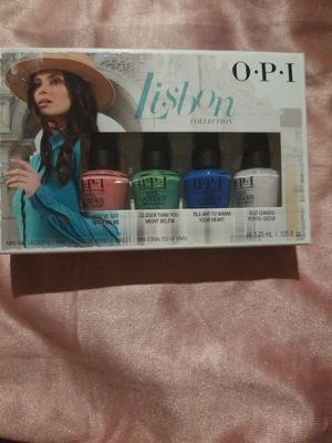 O.P.I. NAIL LACQUER ( LISBON COLLECTION) for Sale in Los Angeles, CA