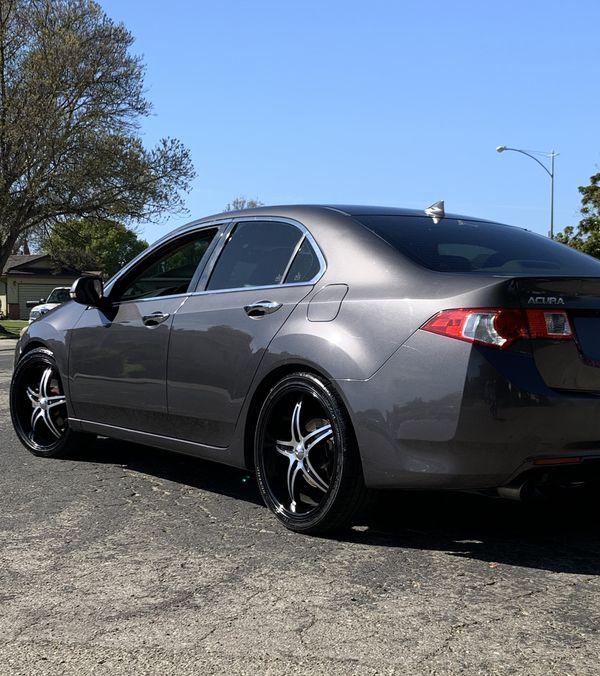 2009 Acura TSX For Sale In Stockton, CA