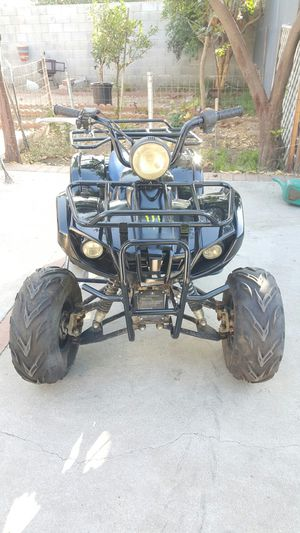 Atv Quad Four Wheeler Plastics New And Used For Sale In Los Angeles