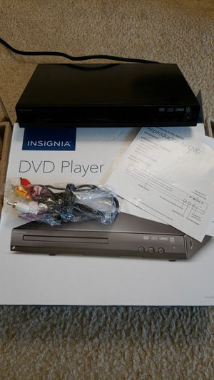 Insignia DVD Player | NS-HDVD18 for Sale in Alexandria, VA