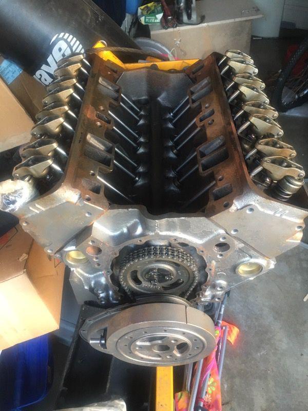 Rebuilt Lt1 350