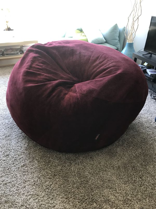 Cordaroy S Convertible Bean Bag Chair Bed For Sale In Vancouver