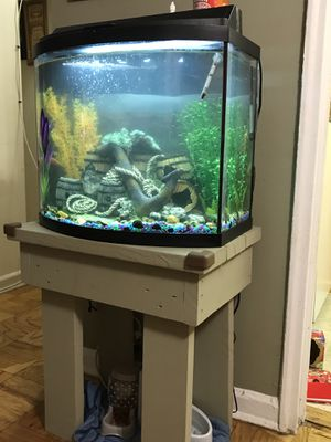 60 Gallons fish tank for Sale in Silver Spring, MD