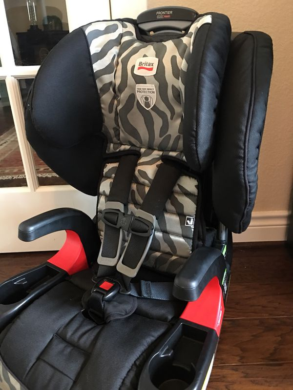 Britax Frontier Clicktight Booster Car Seat Baby Kids In Magnolia TX