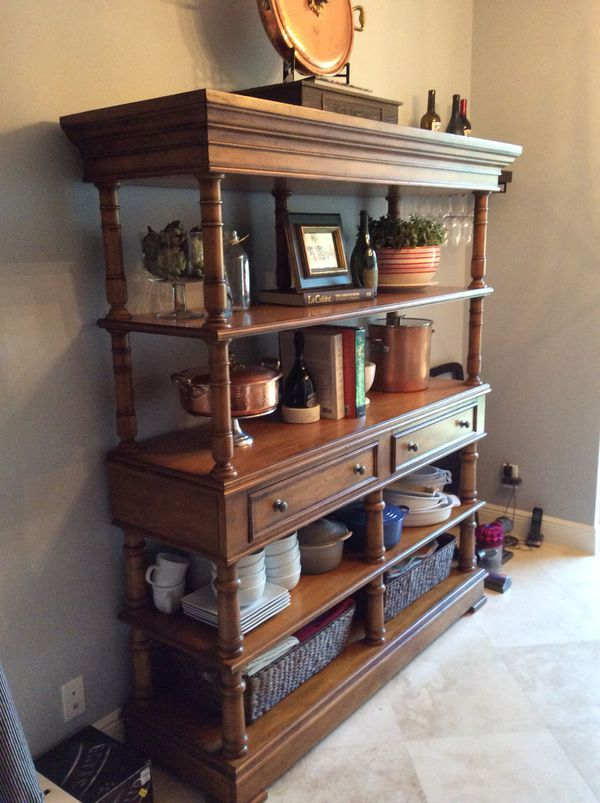 Lexington Console & Hutch / Wall Unit / Dining for Sale in Boca ...