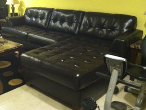 New and Used Leather sofas for Sale in Joliet, IL - OfferUp