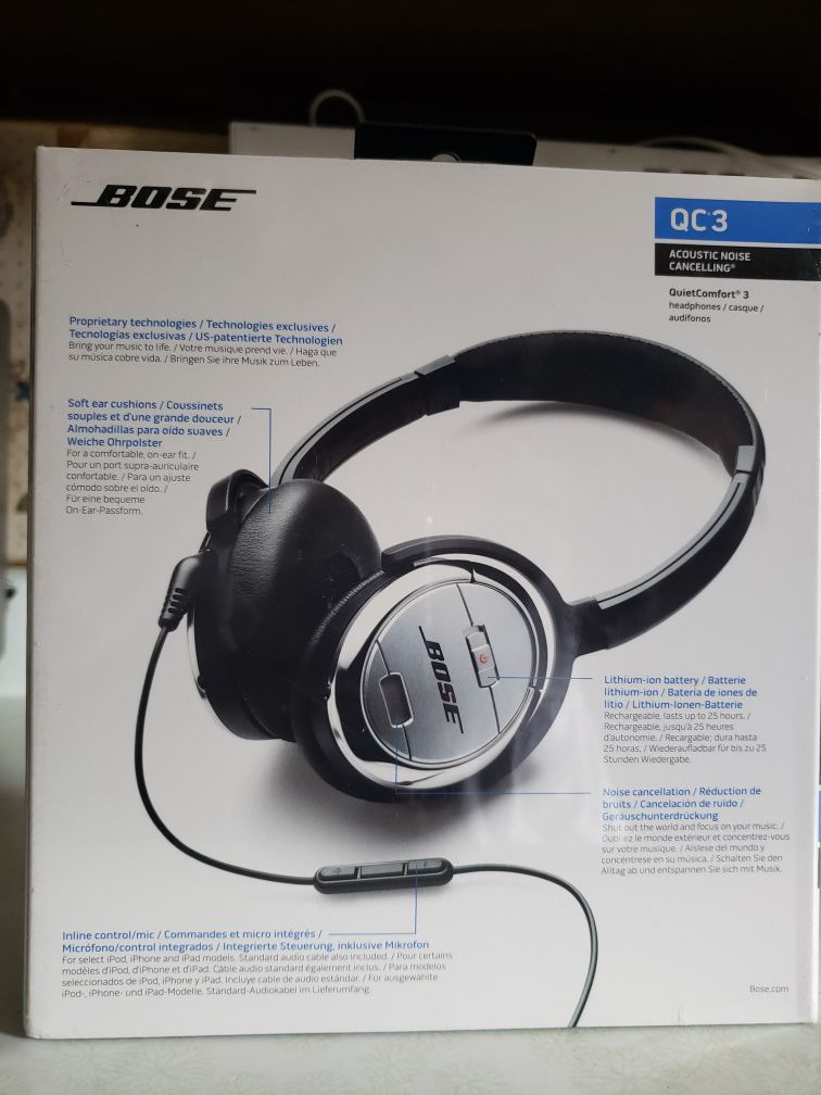 Bose Head Phone