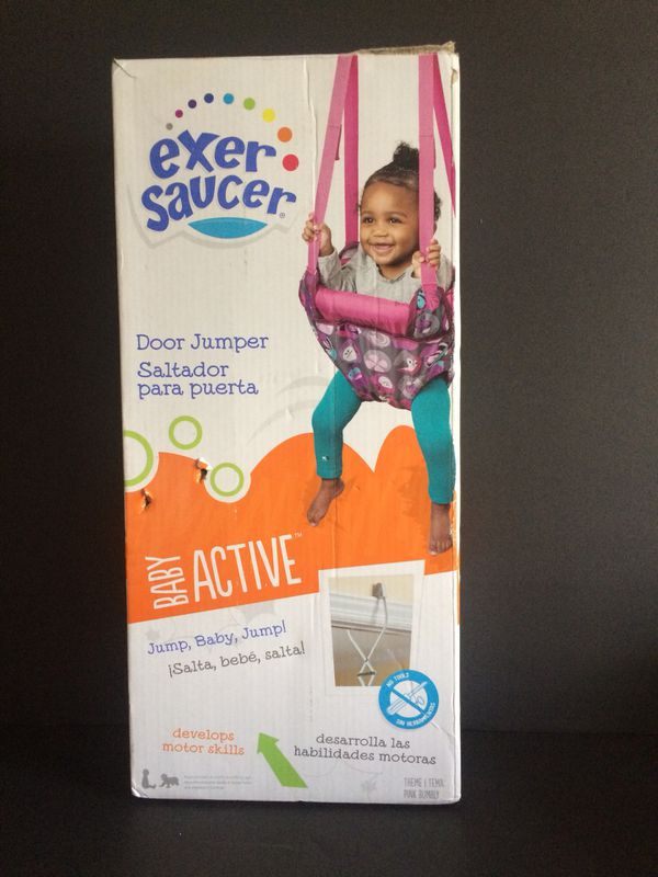 b0663cb2f BABY-ACTIVE Exer-Saucer Girl s Door-Jumper for Sale in Dade City