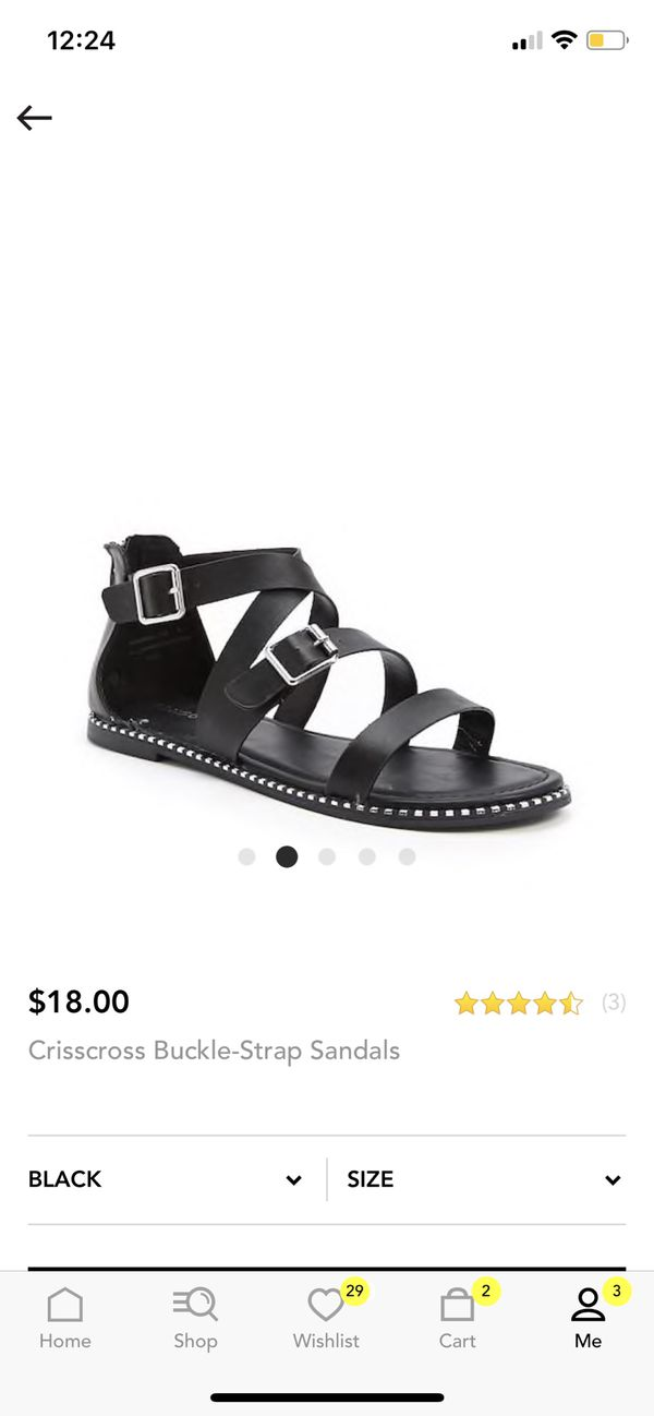 7597a8827 Cute new sandals for Sale in Victorville