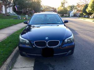2008 BMW 535I Twin Turbo for Sale in Gainesville, VA