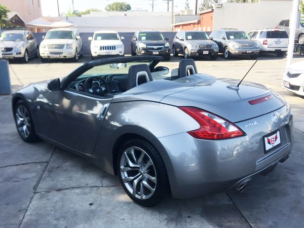 2010 Nissan 370z Convertible Clean Title Low Miles For Sale In