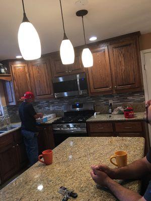 Island kitchen lights for Sale in Lemon Grove, CA