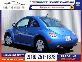 1998 Volkswagen New Beetle Thumbnail