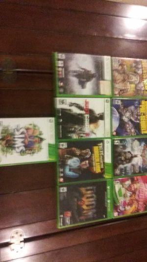 Xbox 360 game bundle for Sale in Herndon, VA