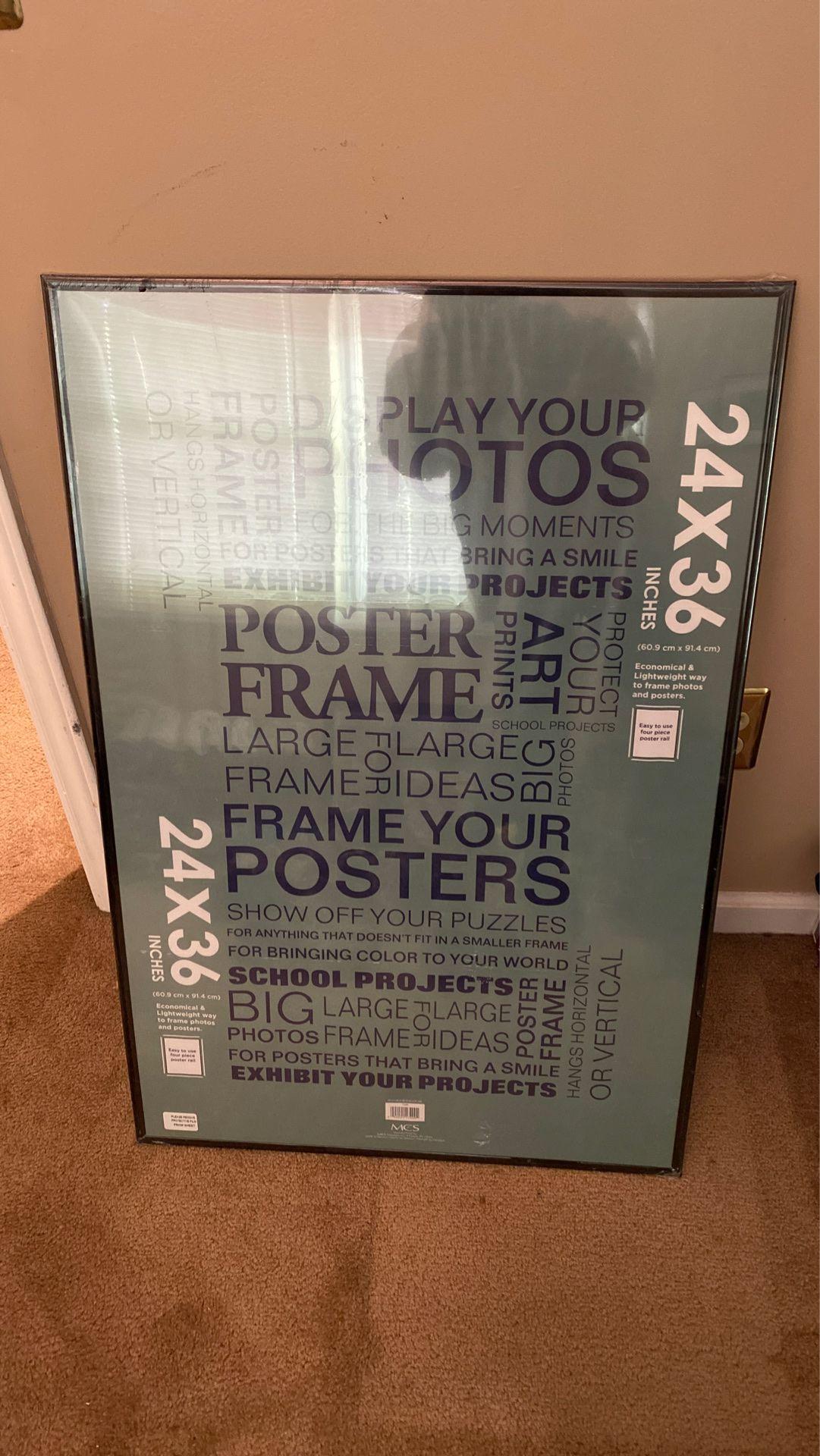 Poster Frame 24X36