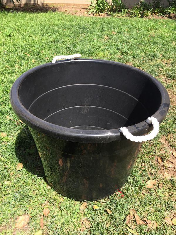 20 gallon bucket. 20 Gallon Bucket