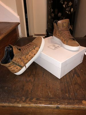 MCM men shoes SIZE-13 for Sale in Washington, DC