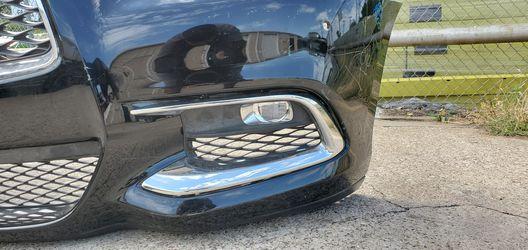2016-19 Infiniti QX60 Complete front bumper Thumbnail