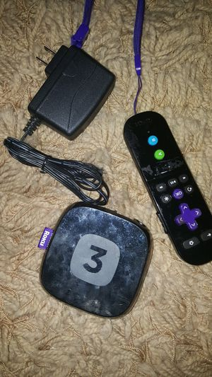 Roku 3 for Sale in Frederick, MD