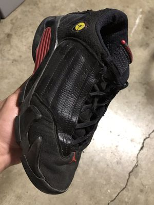 cd0a922419a43d Jordan retro 14 (2011) SIZE 6Y WORN for Sale in Redwood City