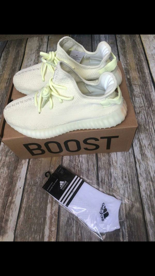 100% authentic 877d6 74b53 yeezys       butter!!!! Los Angeles, CA
