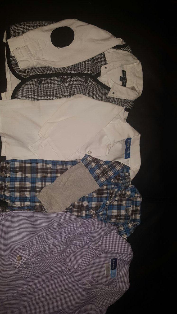 Boy shirts