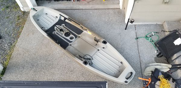 2017 Ascend 10t Fishing Kayak For Sale In Puyallup Wa
