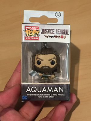 Aquaman Funko Pop Keychain for Sale in Los Angeles, CA