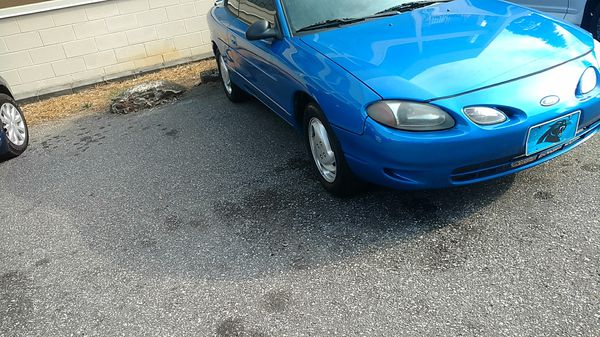 Winston Salem Escorts >> 2002 Ford Escort Zx2 5 Speed For Sale In Winston Salem Nc Offerup