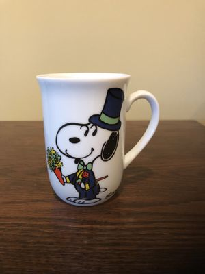 1970s Snoopy Mug for Sale in Centreville, VA
