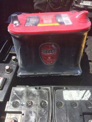 Baterias de gel semi nuevas optimas for Sale in Los Angeles, CA