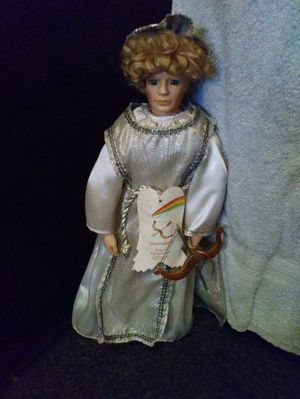 1995 Heritage Mint porcelain Doll for Sale in Tampa, FL