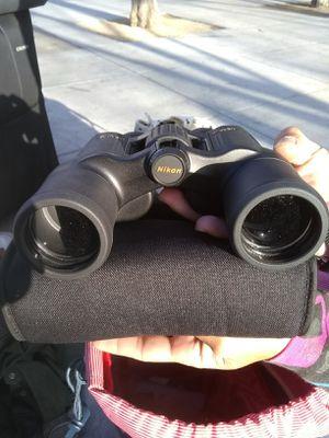 Nikon a c u l o n a 211 binoculars for Sale in San Francisco, CA