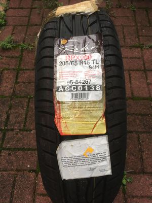 5 tires for sale and 2 of them are new ones for Sale in North Potomac, MD
