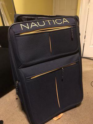 Nautica Suitcase for Sale in Atlanta, GA