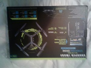 DX-4 HD VIDEO STREAMING SHARPE IMAGE DRONE for Sale in Hayward, CA