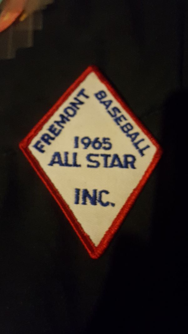 Dennis Eckersleys Little League All Star Patch For Sale In Stockton