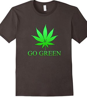 Go green T-shirt for Sale in Orlando, FL