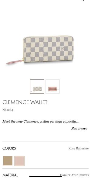 Louis Vuitton Clemence wallet VANEK for Sale in Herndon, VA