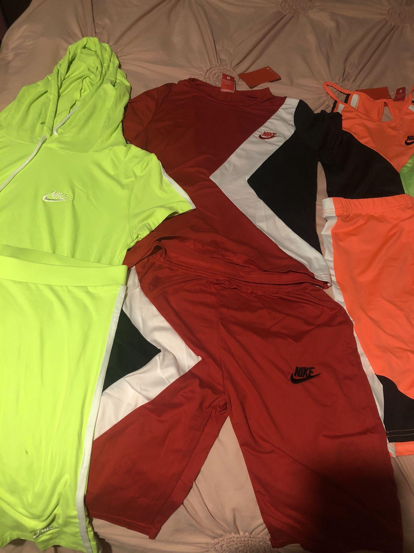 Women Nike Sets(New)