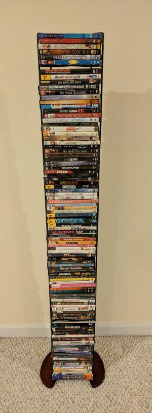 DVD rack holder for Sale in Purcellville, VA