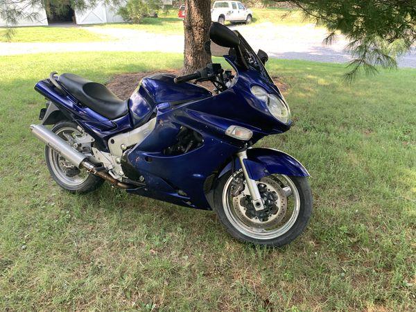 Kawasaki zzr 1200 year 2002