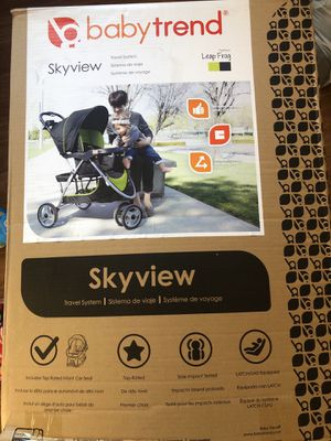 Infant Car seat and stroller for Sale in Oxon Hill, MD