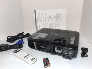 Epson EX9200 Pro Wireless Full HD LCD Projector for Sale in South Salt Lake, UT