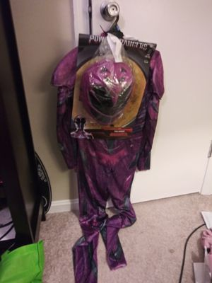 Pink Power Rangers costume (LG 10-12) for Sale in Germantown, MD