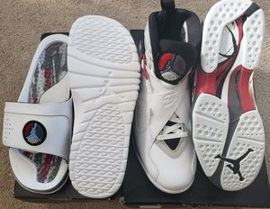 e6e1aeba8656 Air Jordan 8 Shoes and slides for Sale in Penbrook
