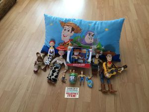 Toy Story 1 collectibles for Sale in Mesa, AZ