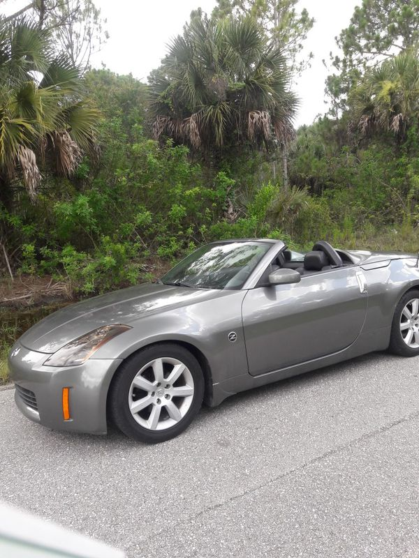 Nissan 350z convertible (Cars & Trucks) in Cape Coral, FL - OfferUp