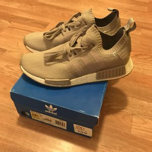 Adidas NMD R1 PK French Beige 10.5 for Sale in Baltimore, MD