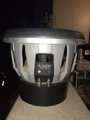 Jl Audio 12w7 subwoofer for Sale in Orlando, FL